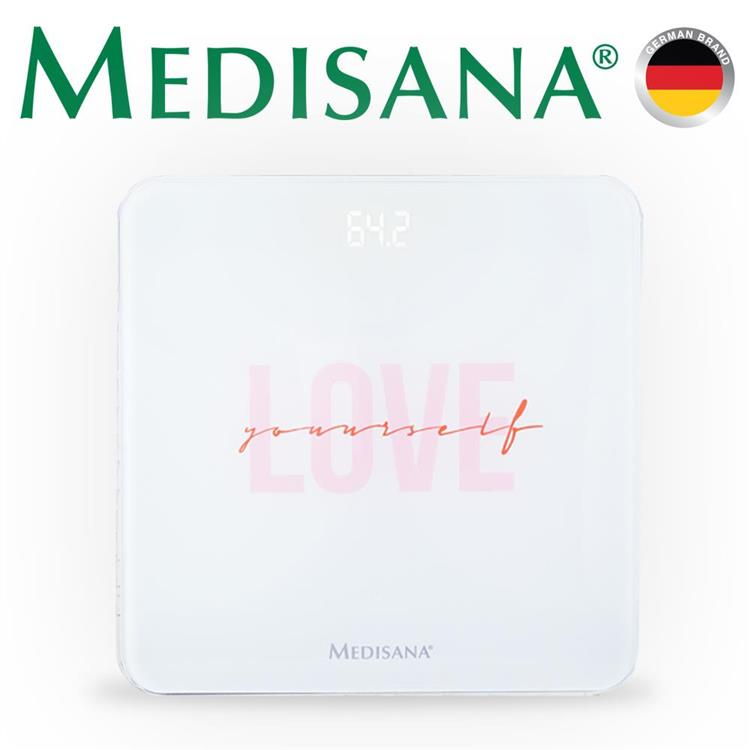 德國Medisana-Love Me體重計