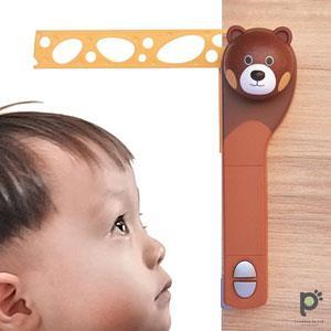 熊熊電動身高測量器
