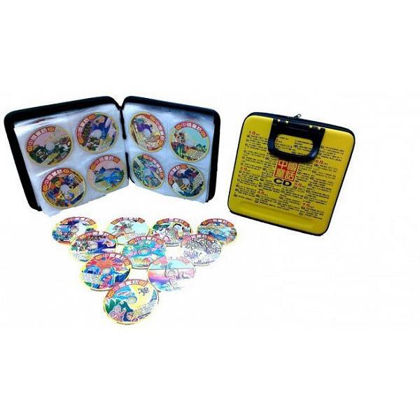 漢聲中國童話CD (72片)