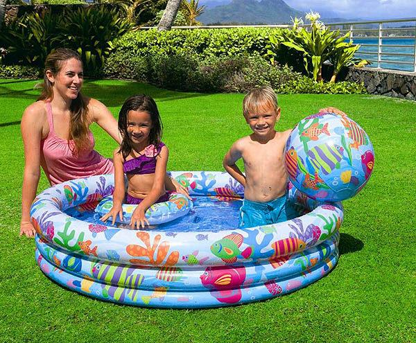 Intex 59469 for Best children s paddling pool