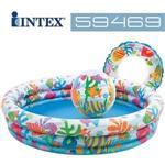 【INTEX】歡樂充氣泳池組 59469