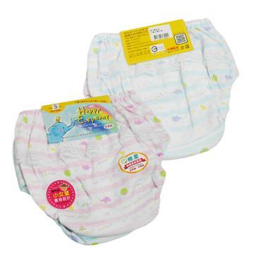 大象女童包褲-3418/奶油獅女童包褲-2730/-2枚入X4組