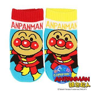 麵包超人雙色童襪