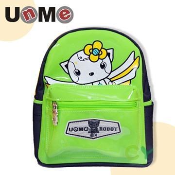 【UnMe機器人】學齡前防走失小背包/綠色