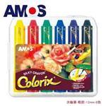 【BabyTiger虎兒寶】韓國 AMOS 神奇水蠟筆 - 粗款 - 6 色