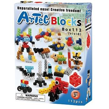 ARTEC 積木盒 112 塊