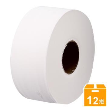 百吉牌 大捲筒衛生紙800gx12捲