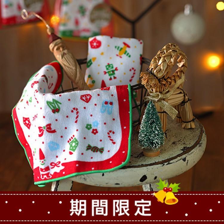 taoru 日本毛巾 町娘_Xmas珠寶盒 20**20 cm