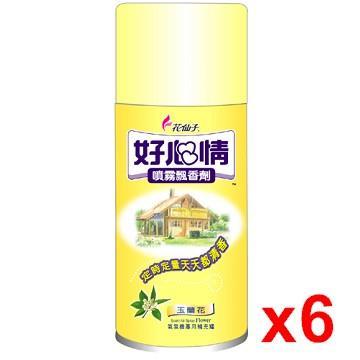 花仙子 噴霧飄香劑玉蘭花(300ml) x6/組