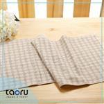 taoru【日本今治毛巾/ 家用長毛巾】彩虹格格_灰色