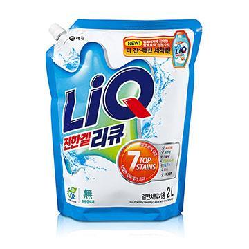 【韓國AK】LiQ強效去污環保洗衣精2L