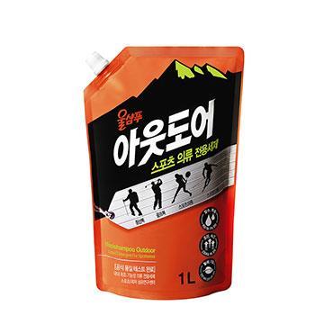 【韓國AK】精緻運動衣物洗衣精 1L