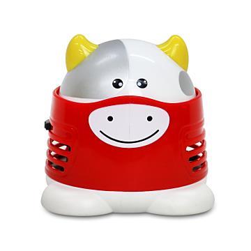 【LIBERTY】迷你桌上型吸塵器-小白牛 FED-LB050-Gw