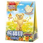 【熊寶貝】衣物香氛袋繽紛花果香 21G