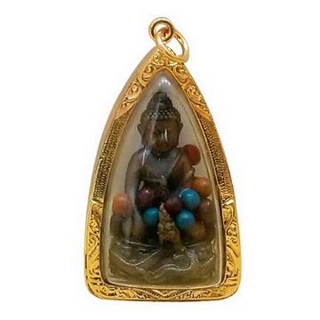 【十相自在】5.8公分 小佛像/法像 甘露佛龕掛墜吊飾(釋迦牟尼佛)
