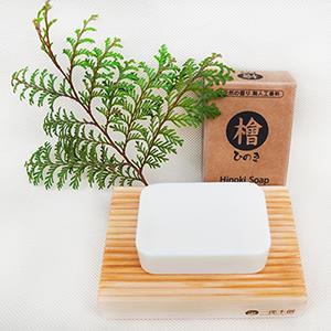 【一郎木創】檜木精油皂