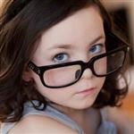 日本防滑透明矽膠眼鏡鼻墊(2入)