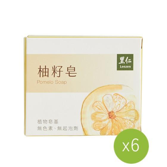 【里仁】柚籽皂100g(6入組)##6