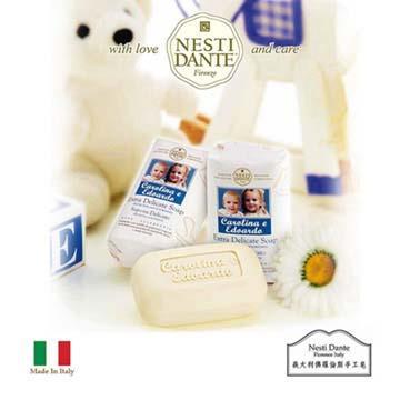 【Nesti Dante】義大利手工香皂-快樂貝比皂250g