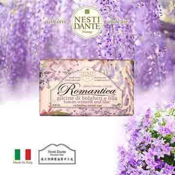 【Nesti Dante】義大利手工香皂-托斯卡尼紫藤紫丁香皂250g
