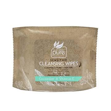 【澳洲Natures Organics】植粹卸妝濕棉25入