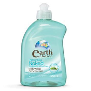 【澳洲Natures Organics】植粹濃縮洗碗精(自然無香)500ml