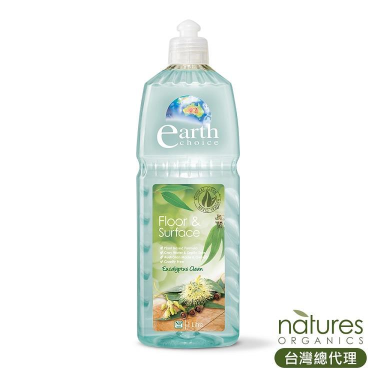 【澳洲Natures Organics】植粹地板清潔劑1L