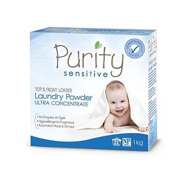 【澳洲Natures Organics】植粹嬰幼兒洗衣粉(低敏)1kg