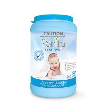【澳洲Natures Organics】植粹嬰幼兒衣物浸泡去漬粉(低敏)1kg