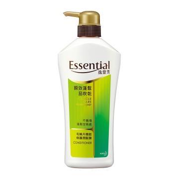 Essentia逸萱秀 瞬效蓬鬆易吹乾潤髮膜 700ml