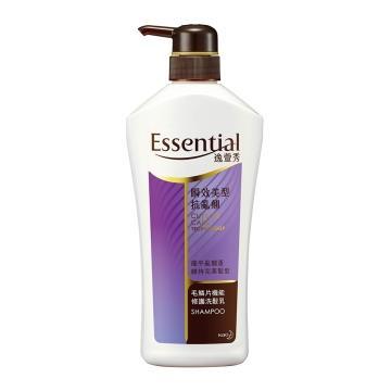 Essential 逸萱秀 瞬效美型抗亂翹洗髮乳 700ml