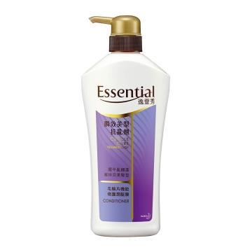 Essential 逸萱秀 瞬效美型抗亂翹潤髮膜 700ml