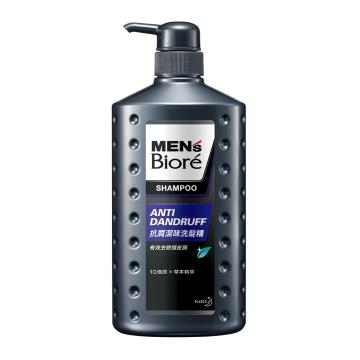 MEN's Biore 男性專用抗屑潔味洗髮精 750ml