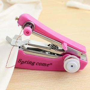手工修補大師攜帶式迷你縫紉機(隨機出貨)