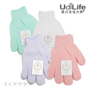 【UdiLife】美姬/沐浴手套-1雙入×12包