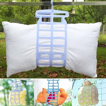 可調式曬枕架
