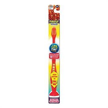 【美國Dr. Fresh】Firefly計時發光兒童牙刷