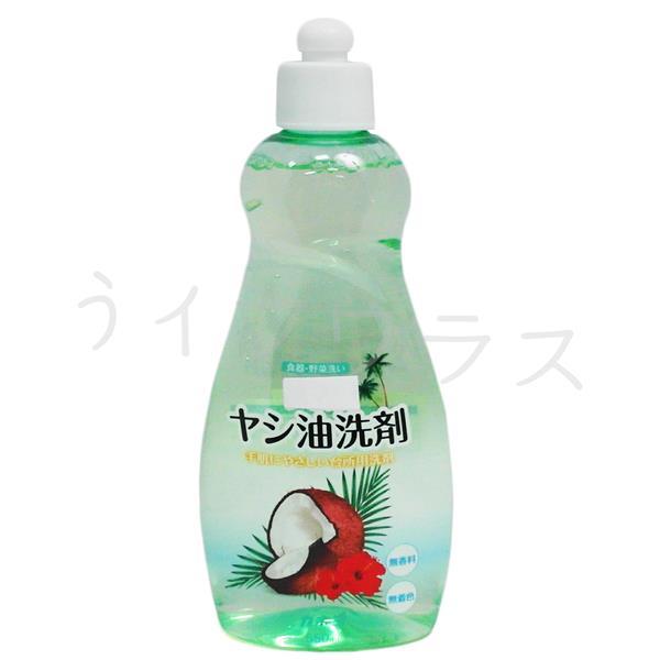 椰子油洗碗精-550ml-6入組