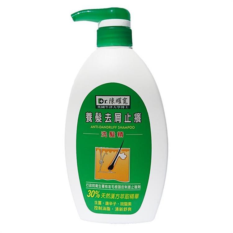 陳耀寬 天然漢方生薑洗髮精600ml