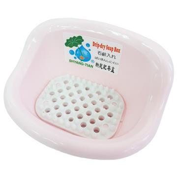 壁式肥皂盒-6入