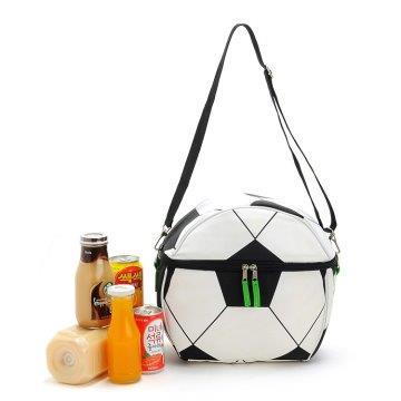 世界盃足球賽-韓式10L野餐保溫(冰)側背提袋/保冰袋/野餐袋/保溫袋