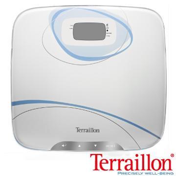 【Terraillon】和樂家大鏡面玻璃BMI體重機