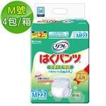 《麗護多Livedo》日本原裝進口褲型成人紙尿褲 M號 22片*(4包/箱)