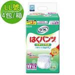 《麗護多Livedo》日本原裝進口褲型成人紙尿褲 LL號 18片*(4包/箱)