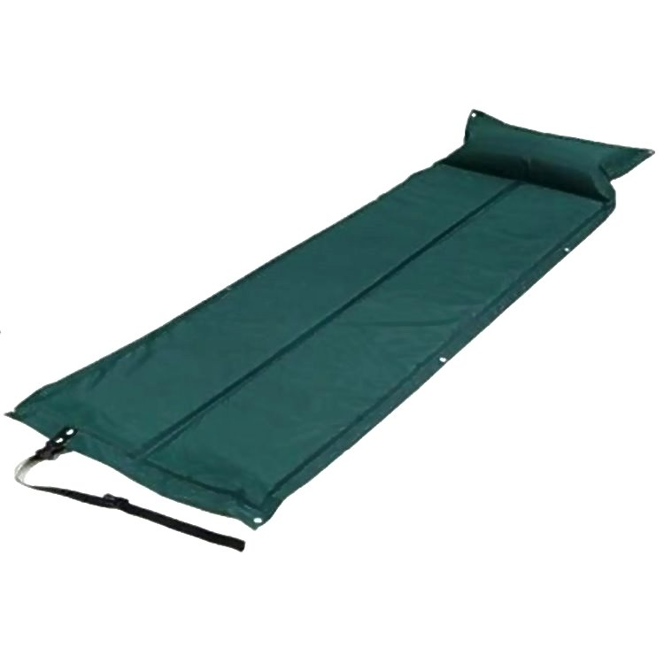 平板對折輕收納露營充氣床墊、自動充氣墊、折疊墊