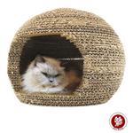 CS005瓦楞貓屋-小巨蛋