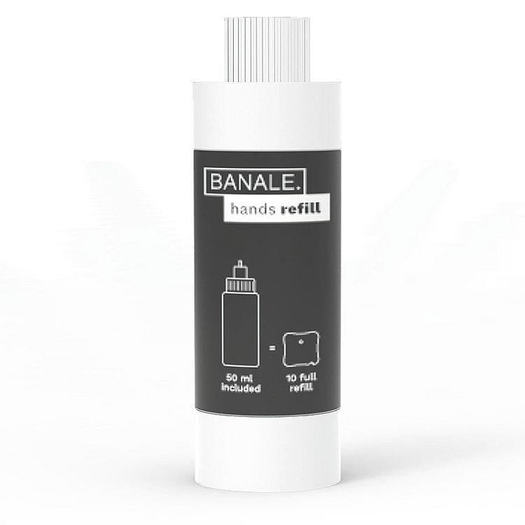 【義大利BANALE】噴霧式乾洗手補充液