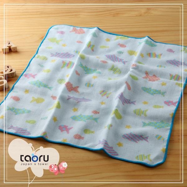 taoru【日本暢銷小手巾】和的風物詩_糖果魚