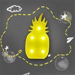 大力女造型LED小夜燈-鳳梨