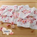 [日本居家長毛巾] 鞠櫻 34 x 90 cm (和的風物詩系列 -- taoru 日本毛巾)